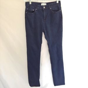 Kenneth Cole Dark Blue Skinny Jeans